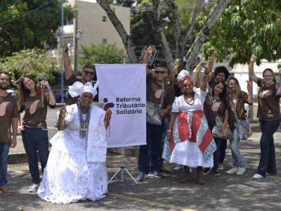 Reforma Tributária Solidária no Fórum Social Mundial
