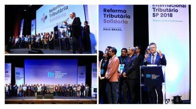 Fisco lança publicação com alternativas para aprimorar a estrutura tributária brasileira